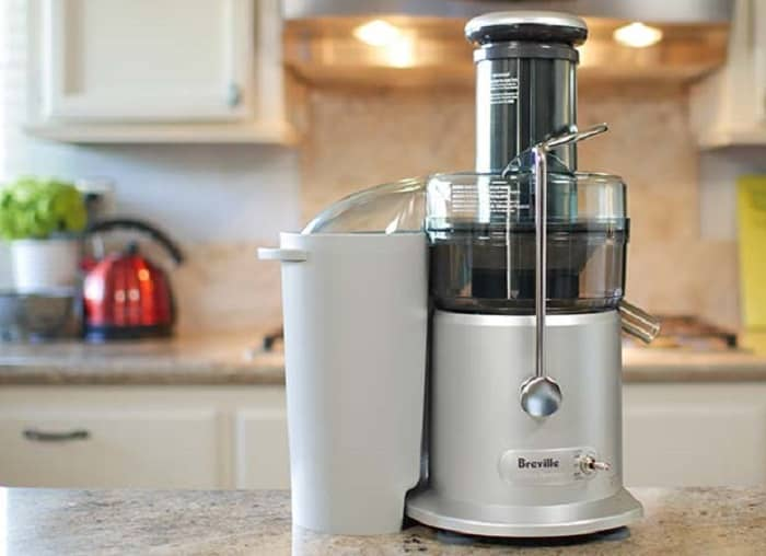 How to clean Breville juicer