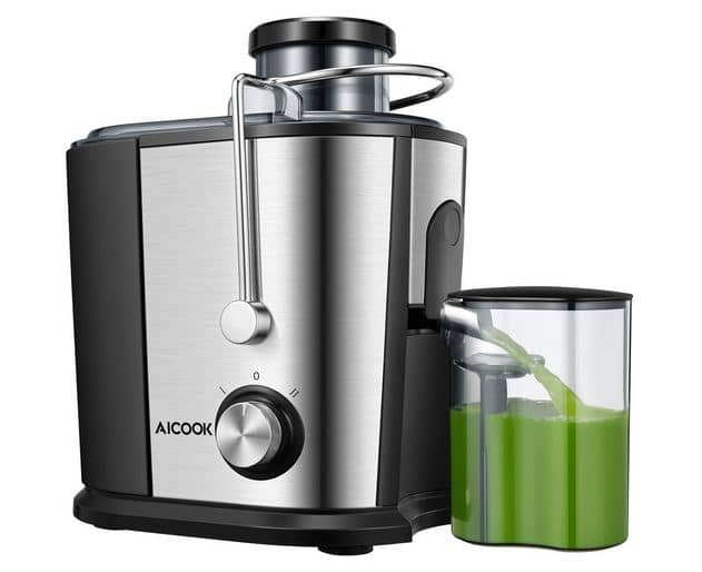 Juicer Wide Mouth Juice Extractor